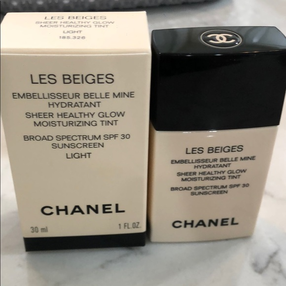 CHANEL Other - Chanel sheer healthy glow moisturizing tint new